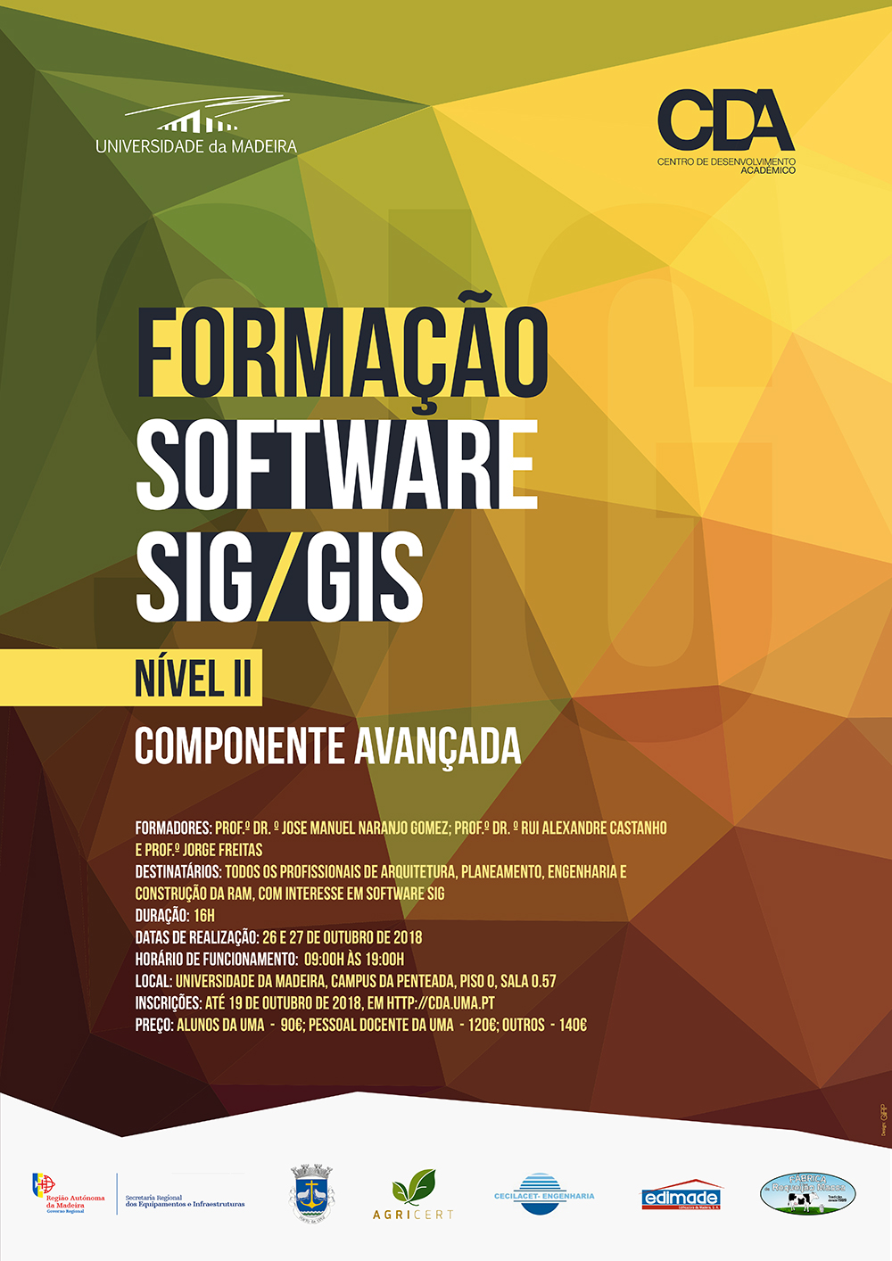 Training Course: SIG / GIS Software
